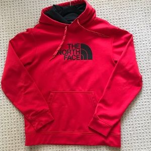 The North Face | Red Hoodie